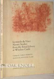 Leonardo da Vinci Nature Studies from the Royal Library at Windsor Castle
