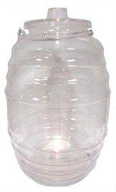 Aguas Frescas Vitrolero Plastic Water Container