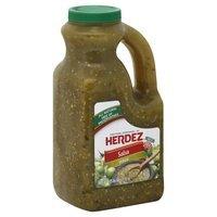 Green Salsa Verde (Herdez Salsa Verde - 68 Oz(4.25lb Jug))