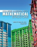 College Algebra with Mathematical Structures, Jones, Andrew and Chi, Hongmei, 0757589901