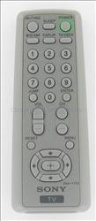 SONY 1-477-119-22 REMOTE CONTROL RM-Y173 SILVER OEM ORIGINAL PART 147711922