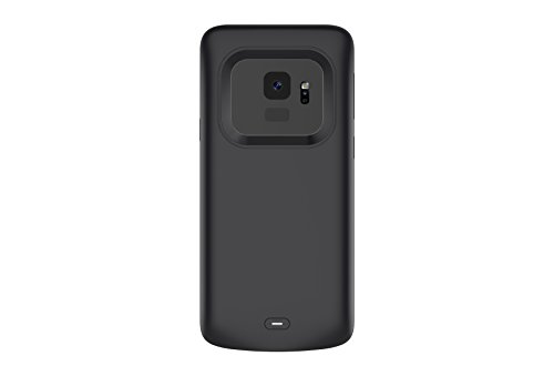 Galaxy S9 Battery Case, 4700mAh Vproof Portable Charger Case Extended Charging Case Rechargeable Protective Juice Pack Power Case for Samsung Galaxy S9 (2018)