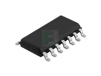 MC Series 13 V/US 44 V SMT Single Supply Operational Amplifier - SOIC-14, Pack of 25 (MC34074DG)