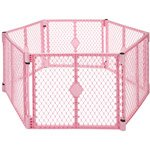 Superyard Classic PINK 6 panels by North States Industries (Image #1)