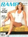 img - for Ramp Magazine - Rachel Hunter on Cover - Kiefer Sutherland - Marilyn Manson - Maverick Mark Cuban (November/December, 2003) book / textbook / text book