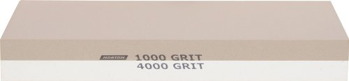 St. Gobain 24450 Japanese-Style 1000/4000 Grit Combination Waterstone, Aluminum Oxide, 8