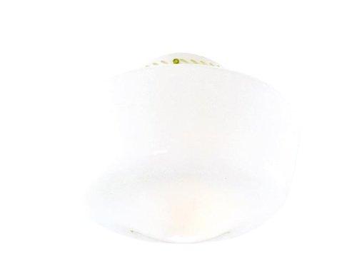 Light Bowl Shade Fixture - Hunter Fan Company Hunter Fan Company 22555 10-Inch Schoolhouse Globe - Opal