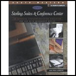 Sterling Suites and Conference Center : An Advanced Computer Education Simulation, Ambrose, Ann P., 053872305X