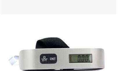 8ad5b92bfd8c Amazon.com: JTHKX Mini Digital Luggage Scale Hand Held Lcd ...