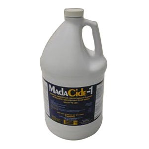 Mada Medical Products Inc Ly7009 Madacide-1 Cleaner Disinfectant,1 Gal Bottle, 4/Ca,Mada Medical Products Inc - Case - Equipment Mada