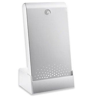 Seagate FreeAgent Go for Mac 250 GB USB 2.0/FireWire 800 Portable External Hard Drive (Silver)