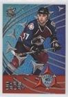 Chris Drury (Hockey Card) 1998-99 Pacific Crown Royale - Rookie Class #1 - Chris Drury Hockey