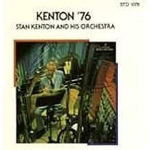 Kenton '76 by Stan Kenton (2000-05-17)