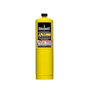 WORTHINGTON CYLINDER 332585 14.1 oz Pre-Filled MAP-Pro Gas Torch Style Cylinder