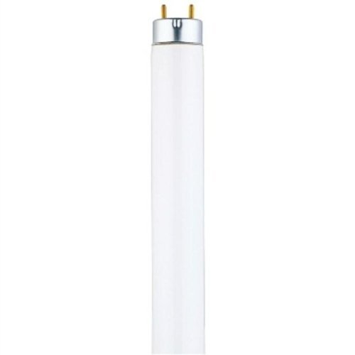 (Case of 25) F32T8/SP41 32 Watt Cool White T8 Linear Fluorescent Tube, 4 Foot, 32W FO32 741 Fluorescent Light Bulbs