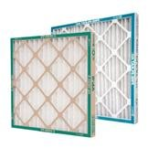 PLEATED FILTER 20X20X1 by FLANDERS MfrPartNo (Purity Furnace Filter)