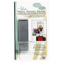 (Christmas Mountain VSH05 Vinyl Siding Hook For Outdoor Decorations)