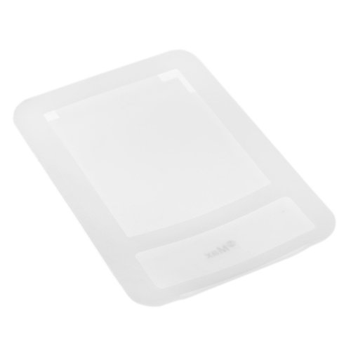 GTMax Clear Silicone Skin Soft Cover Case for Amazon Kindle 3