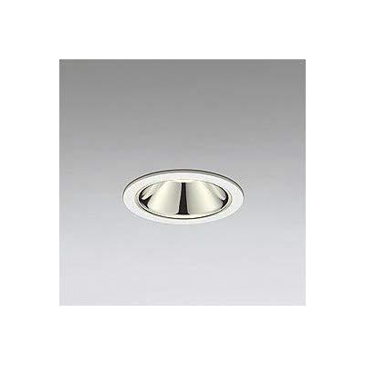 LEDダウンライト M形 φ75 JDR50W形 グレアレス 配光角26°連続調光 本体色:オフホワイト 電球色形 2700K B07RYQC7KT