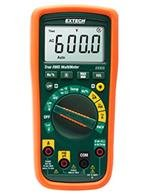 Extech EX355 True RMS Professional MultiMeter with NCV and T