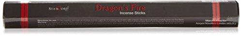 Stamford Dragons Fire Incense Sticks