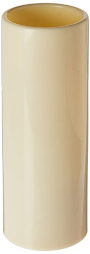 Flipo Pacific Accents Ivory Resin 3-Inch by 8-Inch Resin Can