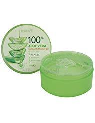 [4 pack] 100% Aloe Vera Soothing & Moisture Gel (Made in Korea)
