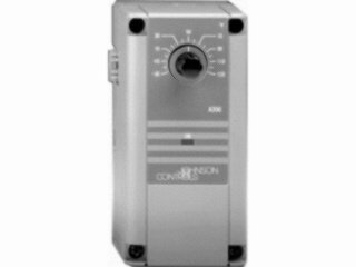 Johnson Controls A350AA-1C A350 Series Temperature Control with Temperature Sensors, -30 to 130 Degree F Temperature Range, 1 to 30F Degree Adjustable Differential
