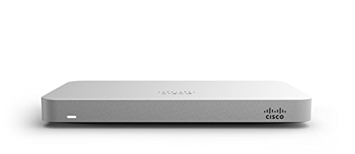 Cisco Meraki MR33 Wave 2 Access Point (3 Radios, 2.4GHz and 5GHz, Dual-Band, 802.11ac, POE, Requires Cloud License) by Meraki (Image #1)