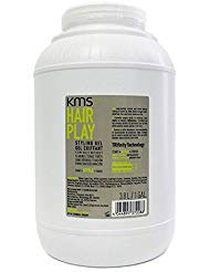 KMS HAIRPLAY Styling Gel Flake-Free, Glossy Shine & Firm Hol