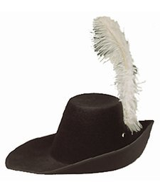 Jacobson Hat Company Permalux Cavalier Hat ()