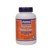 Now Foods Psyllium Husk, 180 Caps 700mg w/PECTIN (Pack of (Pectin 180 Caps)