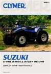 - REPAIR MANUAL SUZ KING QUAD/RUNNER