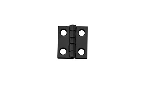 NATIONAL MFG/SPECTRUM BRANDS HHI N211-018 Narrow Hinge, 3/4 x 5/8-Inch, Bronze
