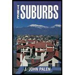 img - for The Suburbs by J. John Palen (1994-07-01) book / textbook / text book