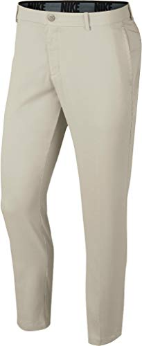 Nike Flex Slim Fit Men's Golf Pants (Light Bone, 34W x 32L) (Nike Golf Pants Slim Fit)