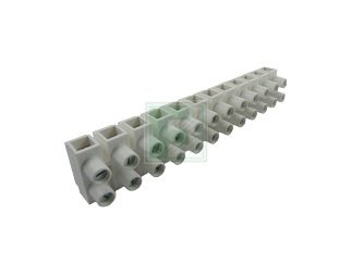 Weco Terminal Blocks - WECO ELECTRICAL CONNECTORS 327-FU-HDS/12 300-FU- Series Screw Connector 12 Position 14.5 mm Pitch 6-14 AWG Terminal Block - 1 item(s)