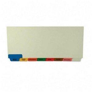 TAB54500 - Tabbies Medical Chart Divider Sets - (5 Boxes)