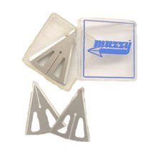 lade Replacement Blades for 235 and 235-R Broadheads, 125 Grain, 6 Pack ()