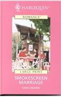 book cover of Smokescreen Marriage