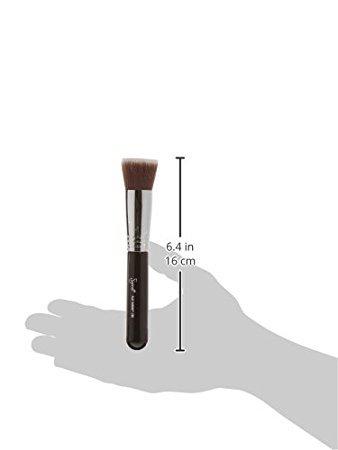 Sigma Beauty Flat Kabuki Makeup Brush F80 – Flat Top Head, Soft & Dense Fibers