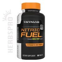 Twinlab Twl Nitric Fuel Dietary Supplement Tablet, 180 Count (Twinlab Creatine Fuel Stack compare prices)