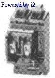 1- P1515 Pushmatic Bulldog ITE Siemens P1515 Twin 15 AMP CIRCUIT BREAKER
