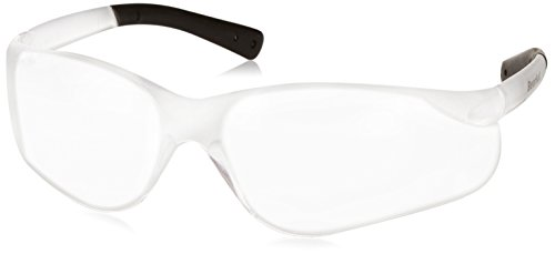 MCR SAFETY Bk110 Clear Safety Glasses (Pack of 12)