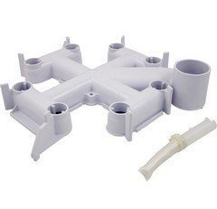 Pentair 59000400 Top Manifold with Air Bleed Replacement Titan Pool and Spa D.E. ()