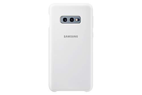 Samsung Galaxy S10e Silicone Case, White