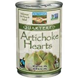 Native Kjalii Foods, Inc. Artichole Hrts,Quartered 14 Oz (Pack Of 6)