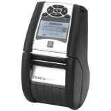 Zebra QN2-AUNA0E00-00 QLN 220 Direct Thermal Mobile Label Printer, Wi-Fi and Bluetooth, Monochrome, 203 dpi, 2.75'' H x 3.5'' W x 6.5'' D