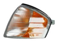 TYC 18-5924-00 Mercedes Benz C-Class Front Driver Side Replacement Parking/Signal Lamp Assembly