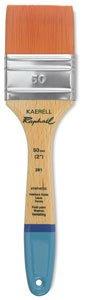 Brush Flat Varnish (Raphael Flat Kaerell Varnish Brush 50)